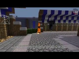 Хиробрин vs Слендермен.Эпичная Рэп Битва в Майнкрафте 2 сезон! - YouTube_0_1
