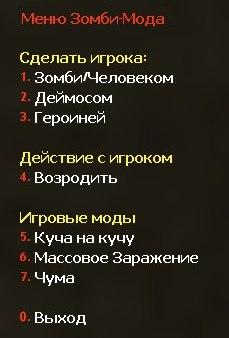 Сборка .:: Мохнатый Зомби [CSO] ::. (Fix 1.0.2 - 07.03.2015)