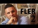 Interview: FLER über Farid Bang, Kollegah und Twitter (2/3) (rap.de-TV)