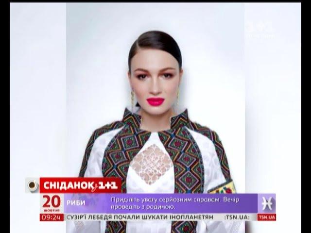 Анастасія Приходько влаштовує концерт Герої не вмирають