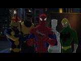 [HD] Великий(Совершенный) Человек-паук | Ultimate Spider-Man, сезон 1 серия 5