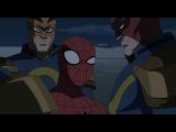 [HD] Великий(Совершенный) Человек-паук | Ultimate Spider-Man, сезон 1 серия 15