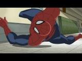 [HD] Великий(Совершенный) Человек-паук | Ultimate Spider-Man, сезон 3 серия 2