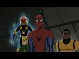 [HD] Великий(Совершенный) Человек-паук   Ultimate Spider-Man, сезон 3 серия 8