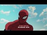 [HD] Великий(Совершенный) Человек-паук | Ultimate Spider-Man, сезон 3 серия 23