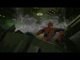 [HD] Великий(Совершенный) Человек-паук   Ultimate Spider-Man, сезон 3 серия 12