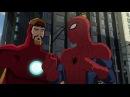 [HD] Великий(Совершенный) Человек-паук | Ultimate Spider-Man, сезон 2 серия 11