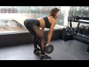MICHELLE LEWIN Workout Booty Blaster - Free Weights vs Machines