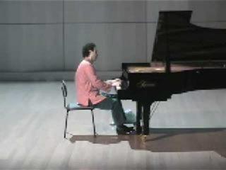 James Brawn performs Grieg Arietta Lyric Piece