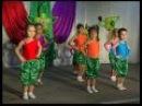 Танец - зарядка для малышей