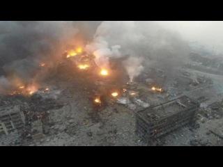 В Китае из-за мощных взрывов остановлена работа суперкомпьютера Tianhe-1A. 13 авг 12:31