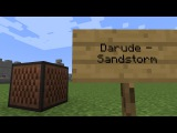 Darude - Sandstorm (Minecraft Note Block Remake)