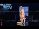 Сергей Другов и Анна Левченко - Испытание двадцатки - Танцуют все 7 - 07.11.2014