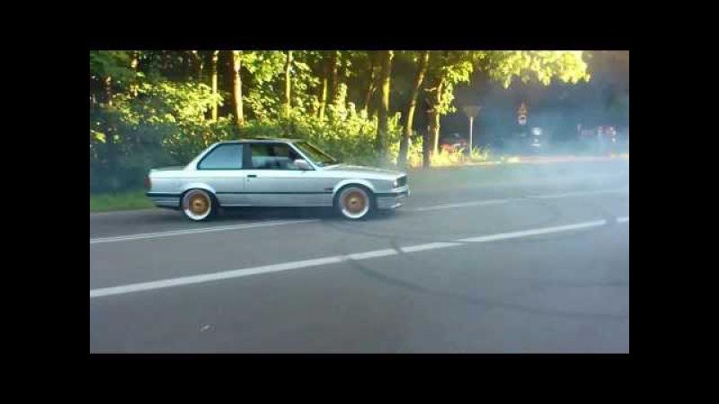 BMW E30 M60B40 - Bramka weselna
