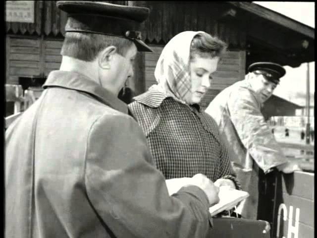 Очередной рейс (1958) фильм