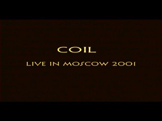Coil CSO 04, DK Gorbunova, Moscow, 2001-09-15