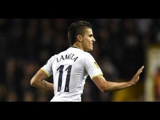 Erik Lamela Amazing Rabona Goal vs Asteras Tripolis ~ Tottenham vs Asteras Tripolis 5-1
