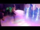 Первый свадебный танец в облаках. Тяжёлый дым, конфетти Чебоксары