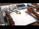 Тестируем акварельные краски