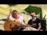 The Darling Buds Hurt Live Acoustic Guilfest 2014