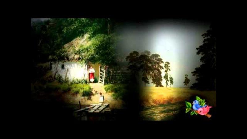 ОЙ ЧИЄ ТО ЖИТО — Українська народна пісня.
