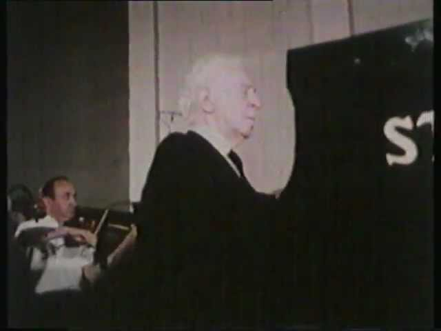 ARTHUR RUBINSTEIN in POLAND (1979) - Sentimental Journey - Podróż Sentymentalna