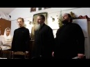 Трио Архирейского хора Новгородской епархии