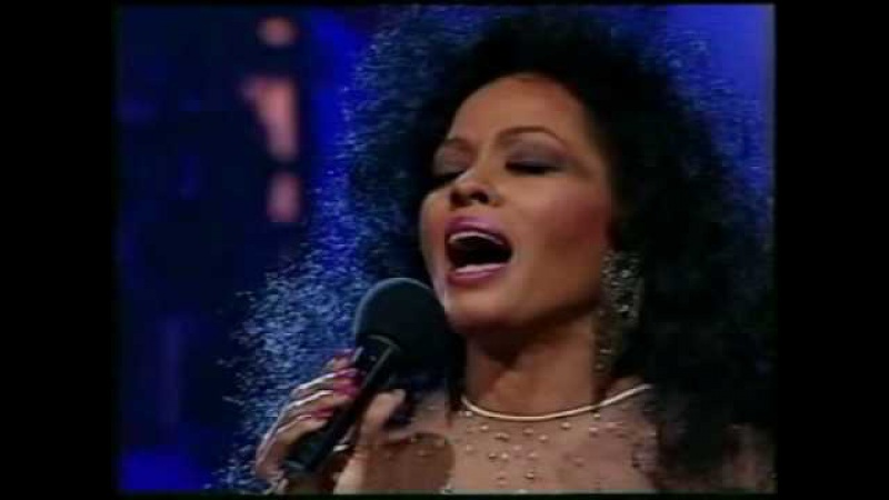 Diana Ross - When You Tell Me That You Love Me 1991 2004