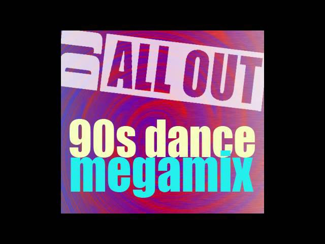 90s Dance MegaMix by DJ All Out Part 2