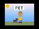 Phonics & Reading Video for Kids & Toddlers: Short E