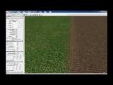 8 виде урок рисуем поле и траву на карту Farming Simulator 2015