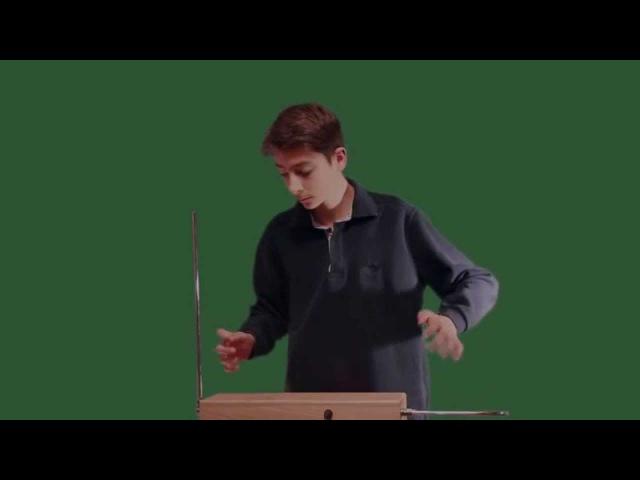Thérémin Debussy Clair de Lune