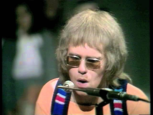Elton John - Your Song (1970) Live on BBC TV - HQ