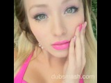 "Daniella Chavez on Instagram: ""Mi primer #Dubsmash ?? jaja Hi Barbie?Donde esta mi ken? #Barbie #Doll #PlaymateDaniella #Conejita #Playboy . . WWW.DANIELLACHAVEZ.COM…"""