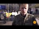 Русский националист за бандеровцев, против оккупации Крыма