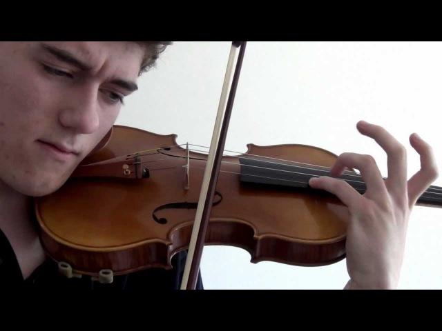 Albinoni - Adagio in G minor [Violin Organ]