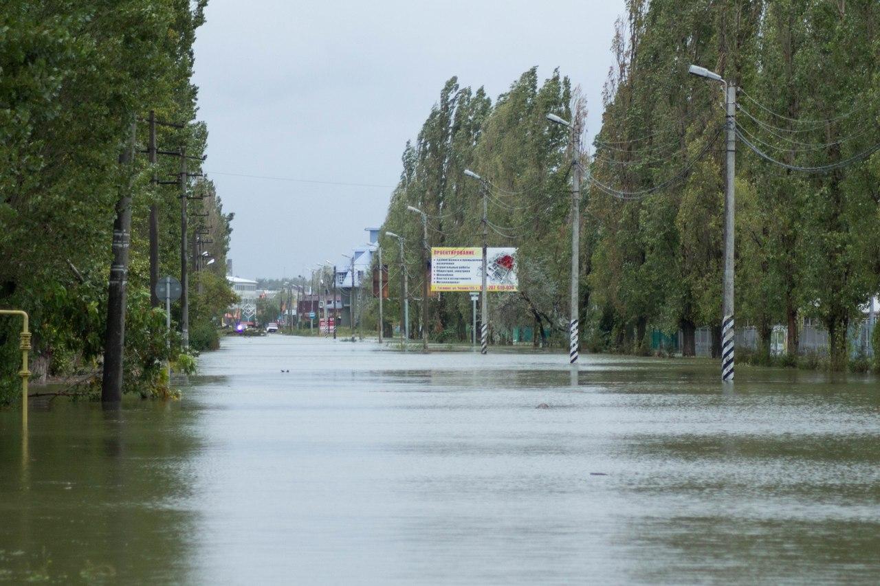 Ученые РАН: почему произошло наводнение в Таганрогском заливе 24.09.2014 и устье Дона