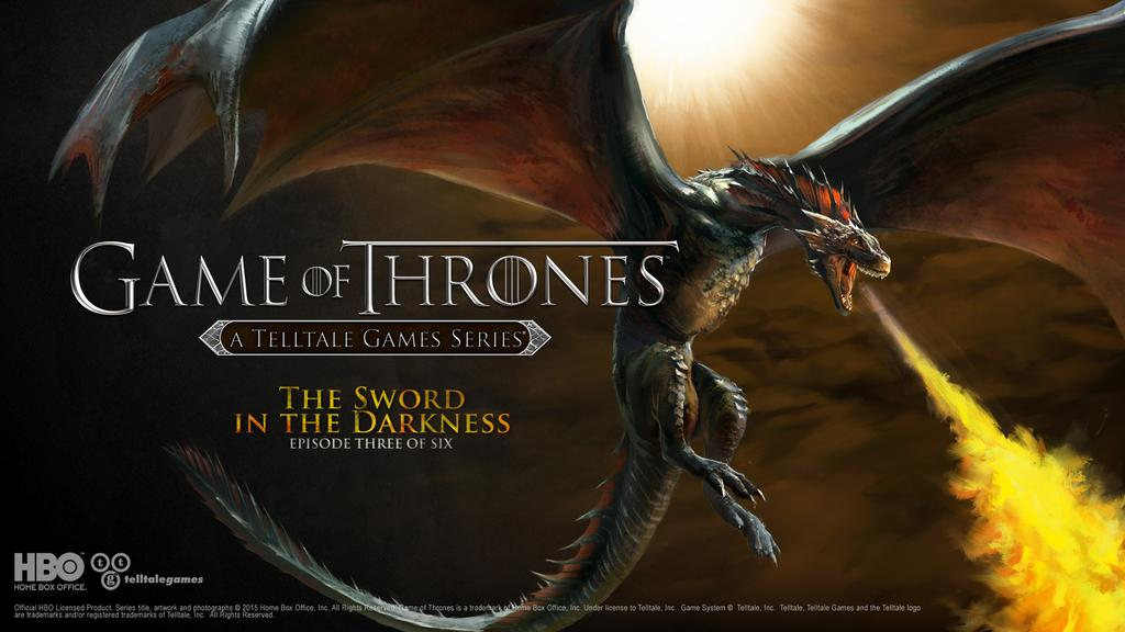 Русификатор для Game of Thrones: Episode Three - The Sword In The Darkness