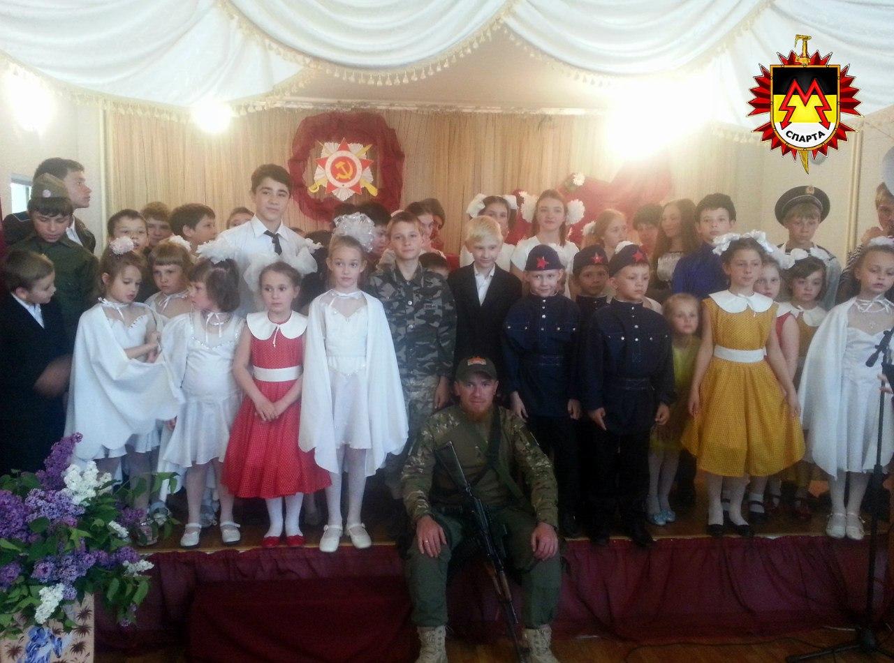 """ОБСЕ: """"ЛНР"""" начала пророссийскую пропаганду в детских садах - Цензор.НЕТ 1487"""