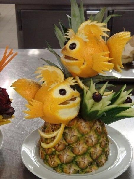 Как сделать поделки из лимона