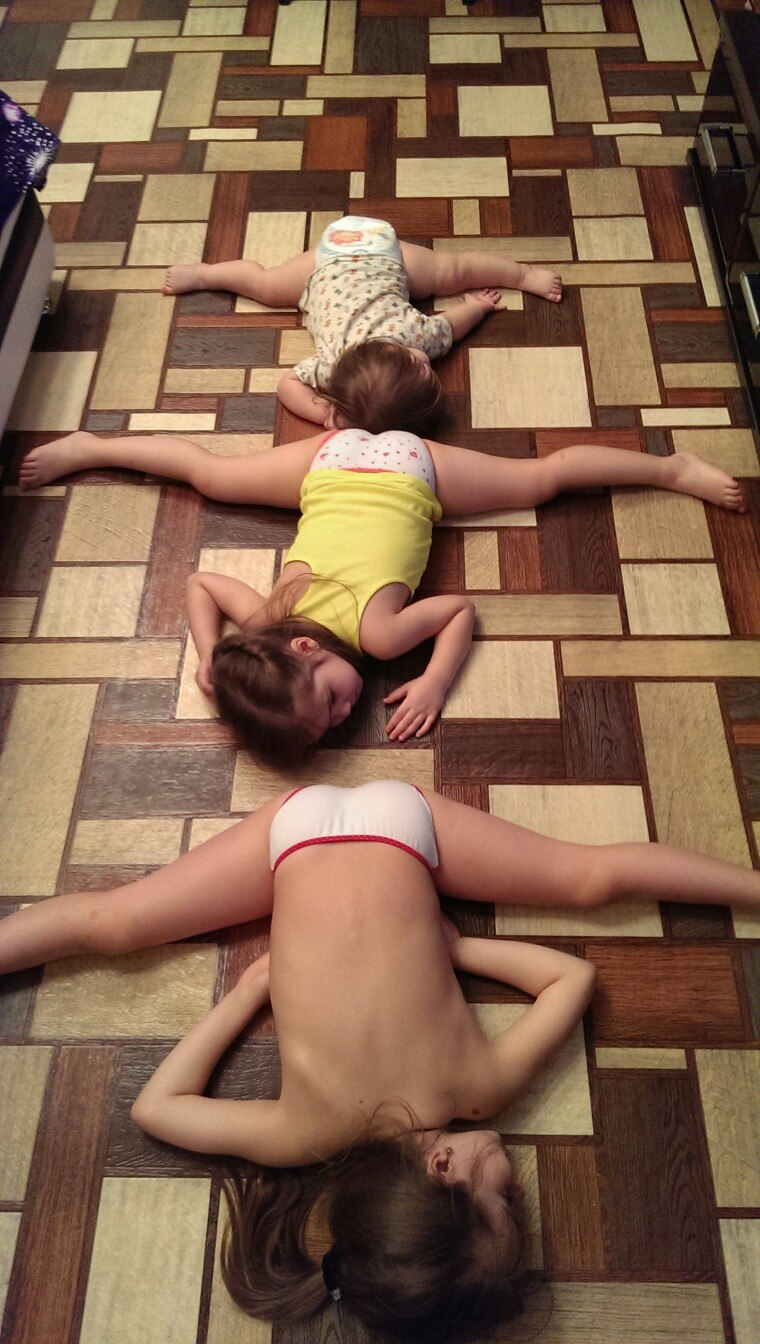 nudist family pageant girls