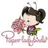 """""""Paper Ladybirds"""""""