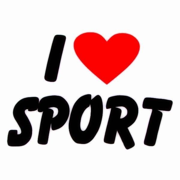 Женщины, очень красивая картинка с надписью спорт