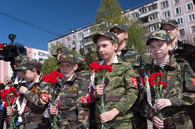 Парк 70 - летия Победы Собянин