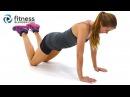 7-минутная тренировка Научный Подход - Тренировка всего тела с собственным весом. The Scientific 7 Minute Workout Video - Bodyweight Only Total Body Workout