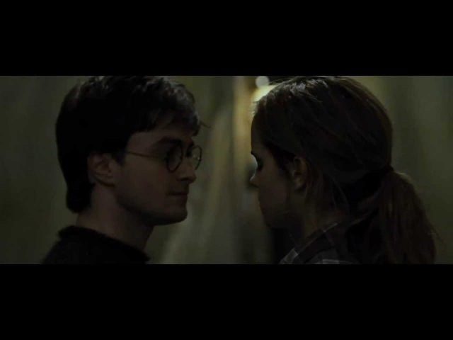 Dance Harry and Hermione