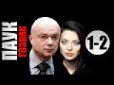 Паук 1-2 серия (2015) 8-серийный криминальный сериал