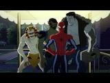 Великий Человек-Паук / Совершенный Человек-Паук / Ultimate Spider-Man - 1 сезон 13 серия I русский