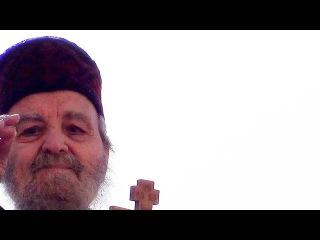 Беседа Алексея Добычина с Патриархом Иринеем (Иерусалим 20.05.2015)
