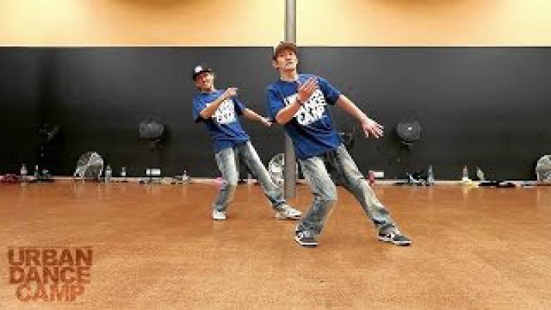 Scream - Usher / Hilty Bosch Showcase Locking Popping / 310XT Films / URBAN DANCE CAMP